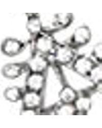 Nina - Metallic Celine Necklace - Lyst