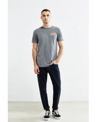Urban Outfitters | Gray Cleveland Cavaliers Vintage Logo Tee for Men | Lyst