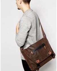 Esprit - Red Liam Messenger Bag for Men - Lyst