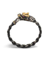 John Hardy - Gray Legends Naga Dragon Head Bracelet - Lyst
