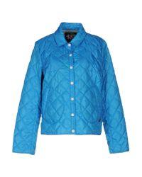 Kilt Heritage | Blue Jacket | Lyst