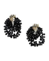 DSquared² - Black Earrings - Lyst