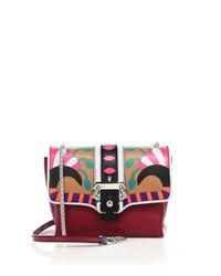 Paula Cademartori - Multicolor Secret Garden Sylvie Leather Crossbody Bag - Lyst