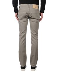 Meltin' Pot - Gray Denim Trousers for Men - Lyst