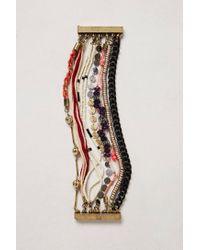 Anthropologie | Multicolor Tempestad Layered Bracelet | Lyst