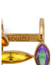 Ca&Lou | Metallic 'elsa' Ring | Lyst