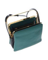 Marni - Green Shoulder Bag - Lyst