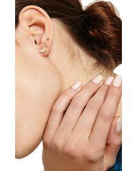 Marc Alary - Metallic 18k Yellow Gold Monkey Earrings - Lyst
