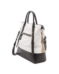 Mackage - White Tacey Tote - Lyst