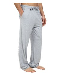 Tommy Bahama | Blue Heather Cotton Modal Jersey Lounge Pants for Men | Lyst