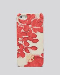 Tory Burch | Pink Iphone 5/5S Case - Kerrington Hardshell | Lyst