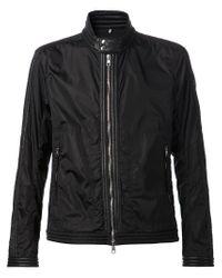 Moncler - Black 'daquin' Jacket for Men - Lyst
