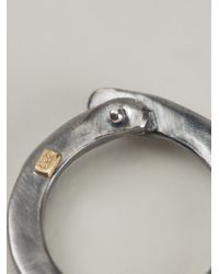 Rosa Maria | Metallic 'sayur' Ring | Lyst