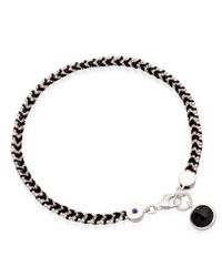 Astley Clarke | Black You Pretty Thing Bracelet | Lyst