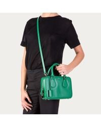 Bally - Green Bond Small - Lyst