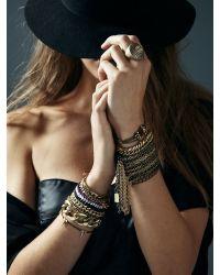 Jenny Bird - Metallic Maderas Bracelet - Lyst