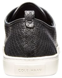 Cole Haan - Black Women'S Hendricks Lace Sneakers - Lyst