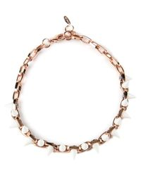Joomi Lim | Metallic Choker Necklace | Lyst