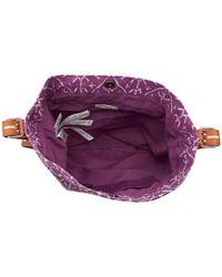Roxy | Purple City To City Shoulder Bag | Lyst