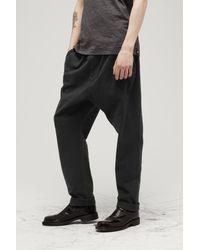 Rag & Bone - Black Thomas Trouser for Men - Lyst