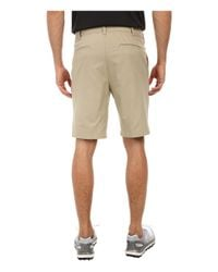 Adidas Originals - Natural Puremotion Stretch 3 Stripes Short for Men - Lyst