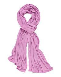 Echo - Pink Solid Wrap - Purple - Lyst