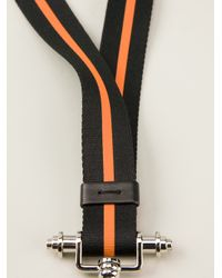 Givenchy - Orange Whistle Necklace for Men - Lyst