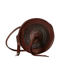 Frye | Brown Layla Concho Circle Bag | Lyst