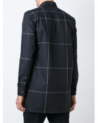 Etudes Studio - Black 'medina' Shirt for Men - Lyst