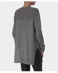 Étoile Isabel Marant | Gray Loris Wool Sweater | Lyst