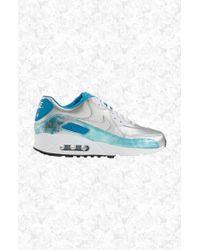 Nike - Metallic 'air Max 90' Sneaker - Lyst