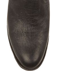 Frye | Black Jayden Leather Boots | Lyst