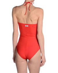 Moschino - Red Costume - Lyst