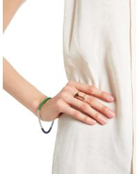 Lucy Folk | Multicolor Green Multi Poison Ivy Bracelet | Lyst