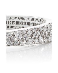 Paul Morelli | Metallic Mixed Diamond Cluster Bangle | Lyst