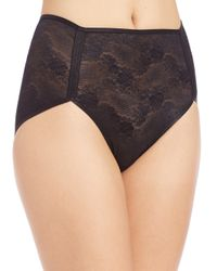 Wacoal | Black Clean & Classic Brief | Lyst