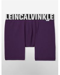 Calvin Klein - Purple Underwear X-cotton Boxer Brief for Men - Lyst