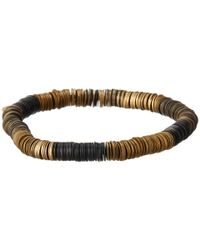 Chan Luu - Multicolor 3-pack Sequin Stretch Bracelet - Lyst