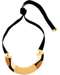Marni | Metallic Resin Necklace | Lyst