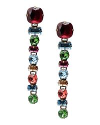 Lanvin - Multicolor Earrings - Lyst