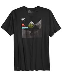 LRG | Black Journey Tree T-shirt for Men | Lyst
