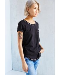 Truly Madly Deeply - Black Sahara Tee - Lyst