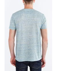 BDG | Blue Galaxy Standard-fit Crew Neck Tee for Men | Lyst