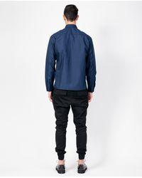 Assembly - Standard Shirt / Blue for Men - Lyst