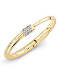 Vita Fede - Metallic Eclipse Adele 24K Gold Crystal Bracelet - Lyst