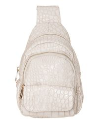 Urban Originals - Natural 'runway - Small' Backpack - Lyst