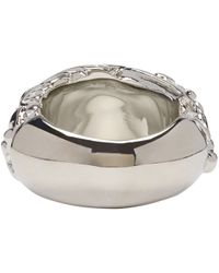 Acne Studios - Metallic Silver Marioline Ring - Lyst