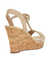 Charles by Charles David | Natural Libra Wedges | Lyst