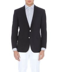 Ralph Lauren Black Label | Blue Anthony Wool Suit Jacket for Men | Lyst