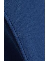 Iris & Ink - Blue Fi Crepe Dress - Lyst